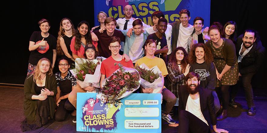 2017 Class Clowns
