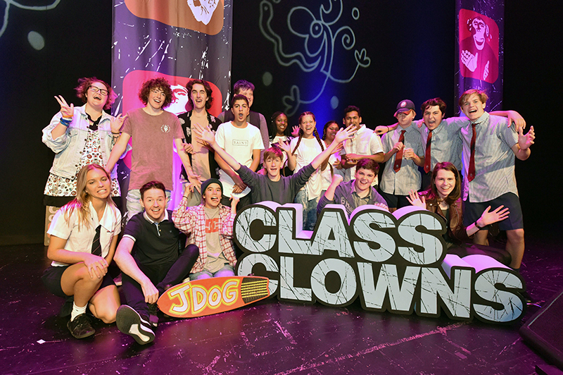 2018 Class Clowns national Final